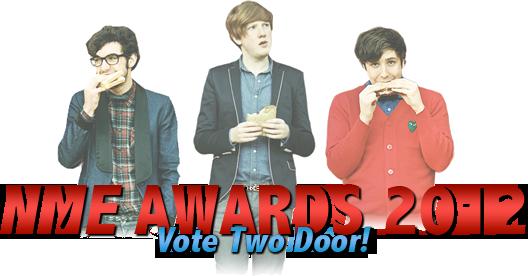 nme awards vote two door cinema club